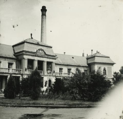 Kiskunfélegyháza, Fürdő épülete