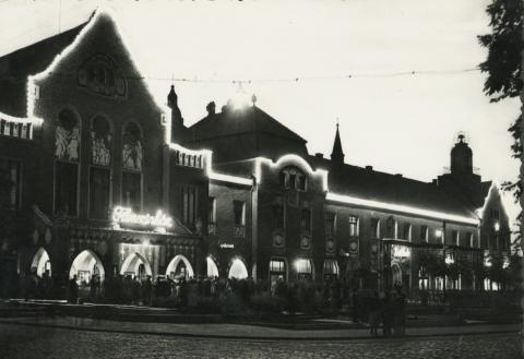 Kiskunhalas, Városháza