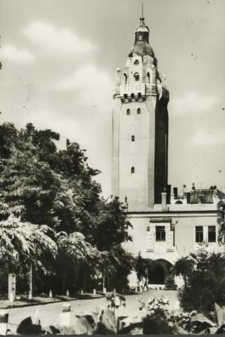 Kiskunhalas, a Városháza tornya