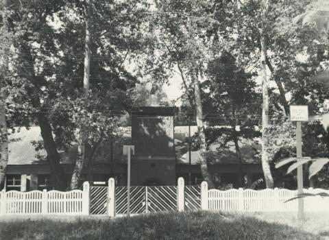 Fonyód, II. Rákóczi Ferenc Gyermekotthon épülete