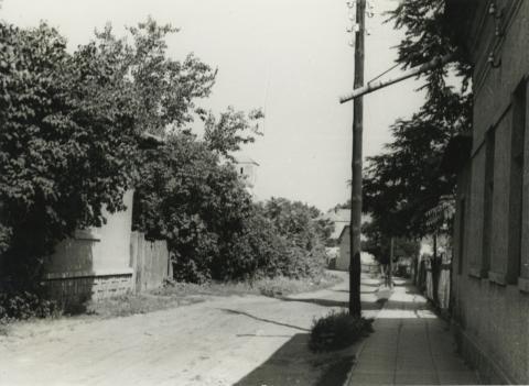 Nyírbátor, Károlyi utca