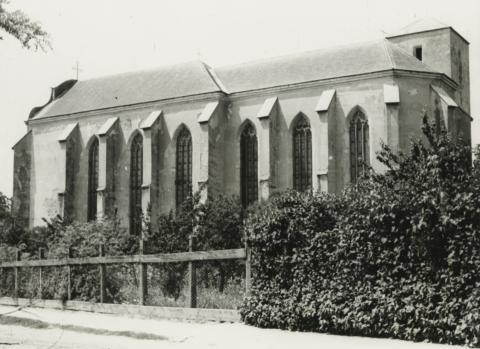 A nyírbátori római katolikus minorita templom