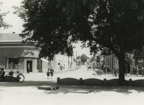 Nyírbátor, Báthori István utca