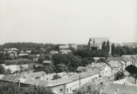 Nyírbátori városkép