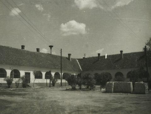 Lajosmizsei egykori tanácsház