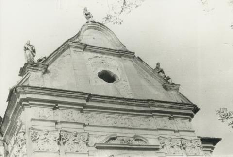 Bük, volt Szapáry-kastély