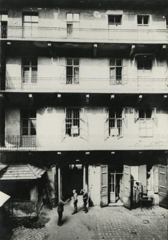 Budapest V. kerület,  Sas (egykori Guszev) utca 3. számú épület