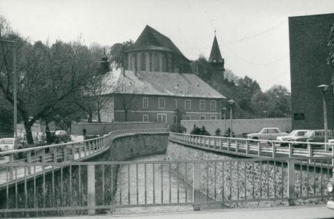 Az avasi református templom Miskolcon