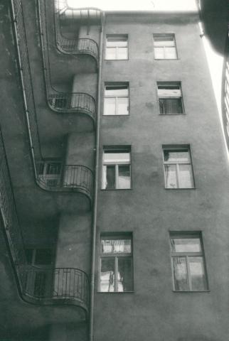 Budapest, Fő utca 40. épületének állagvizsgálata