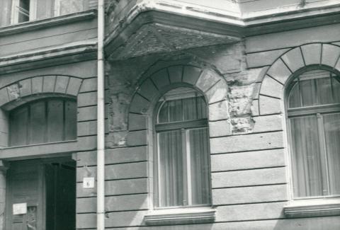 Épület állagvizsgálata a Budapest, Tűzoltó utca 6. szám alatt