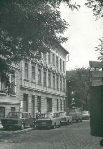Budapesti épület állagvizsgálata