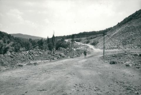 Földtani szolgálat Szobon és Márianosztrán, kőbányák