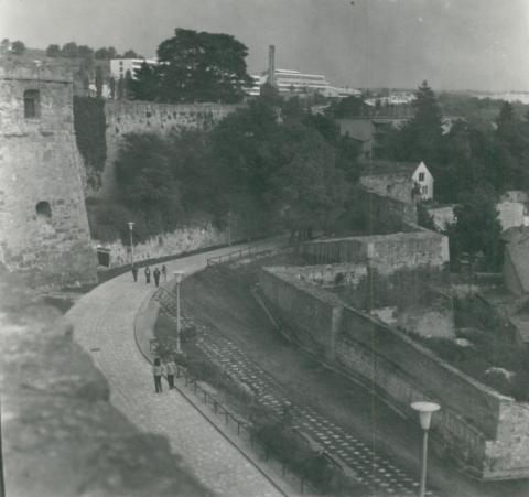 Kilátás az egri várból