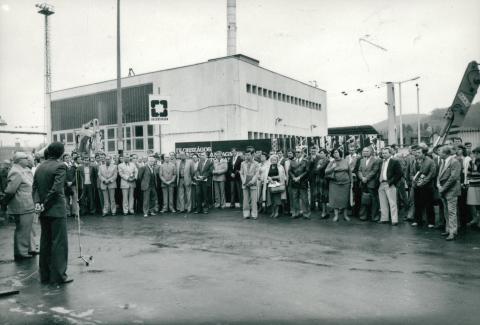 IV. Országos Építésügyi Anyagmozgatási Gépbemutató Salgótarjánban