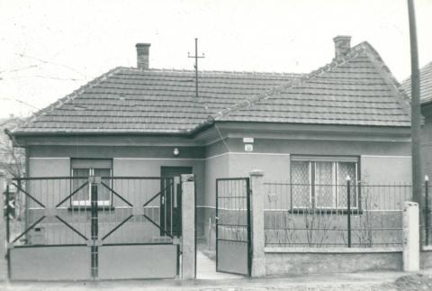 Épület állagvizsgálata Csepelen, a Gőz utcában