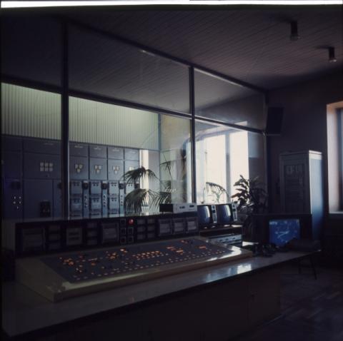 Villamosenergia-ellátási operátorterem