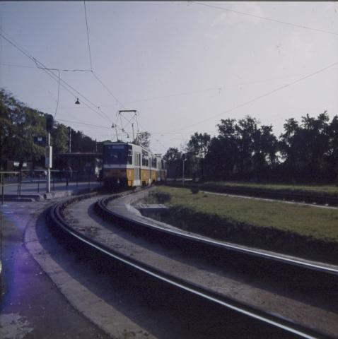 Az 59-es villamos vonala, Márton Áron tér