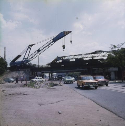 Budapest, Üllői úti vasúti híd