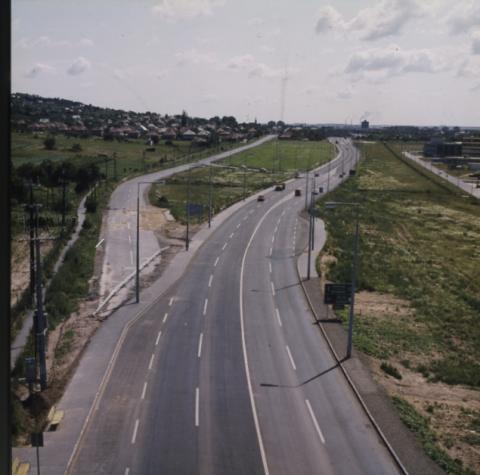 A 6-os főút pécsi átkelő szakasza
