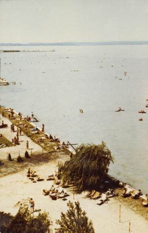 Az Aranypart strandja