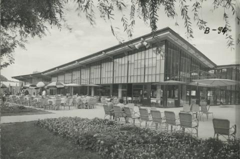 A tihanyi Motel Étterem