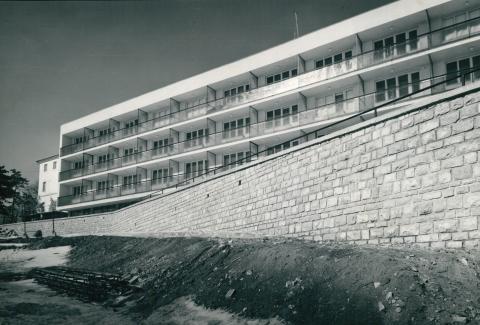 Orvosház Balatonfüreden