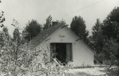 A fonyódligeti trió épülete