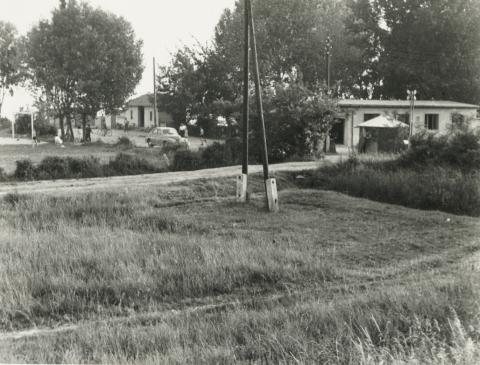 Balatonkenesei utcakép
