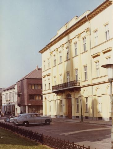 Szeged, Oskola utca