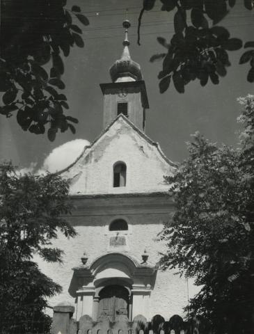 Bonyhád, református templom