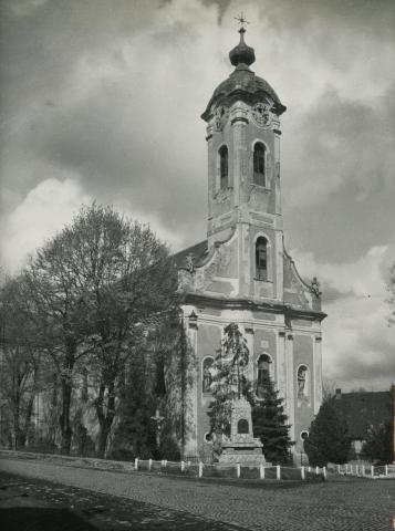A bonyhádi Római katolikus templom