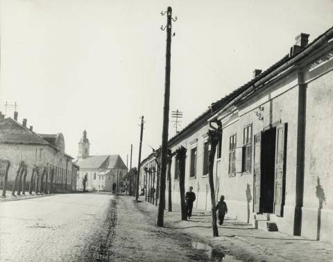 Abonyi utcakép (Szolnoki utca)