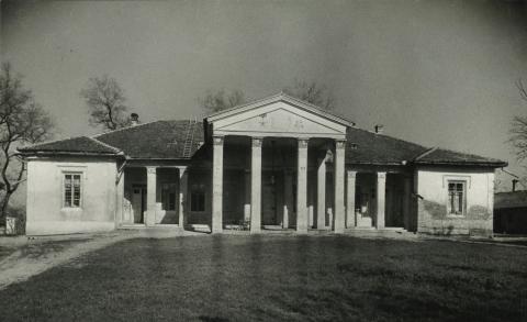 A Kostyán István kúria Abonyban