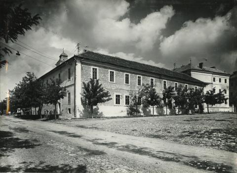 Gyöngyös, egykori ispotály épülete