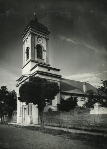 Gyöngyös, Arany János utcai református templom