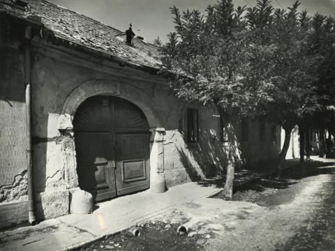 Gyöngyös, Dózsa György utca 28. szám alatti lakóház