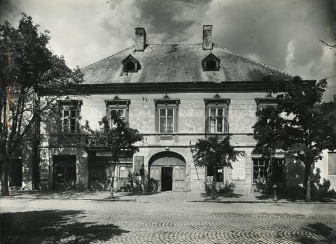 Gyöngyös, Kossuth Lajos utca 8. számú lakóház