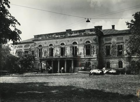 Gyöngyös, az egykori Orczy-kastély