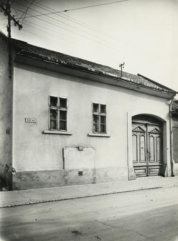 Gyöngyös, Petőfi Sándor utca 25.