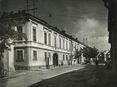 Gyöngyös, Petőfi utca látképe