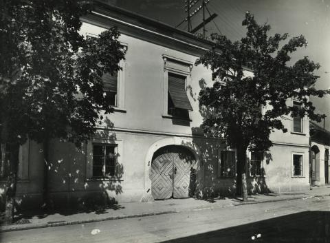 Gyöngyös, Petőfi Sándor utca 34.  számú épület