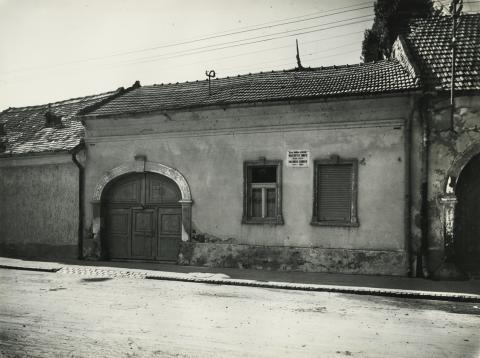 Gyöngyös, Vachott Sándor utca 8. számú épület