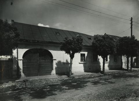 Gyöngyös, Vezekényi utca 14. számú ház