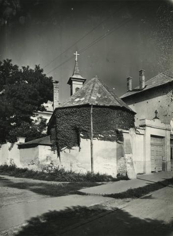 Gyöngyös, Szentlélek-kápolna
