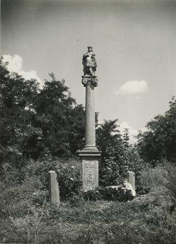Gyöngyös, Szent Donát-szobor