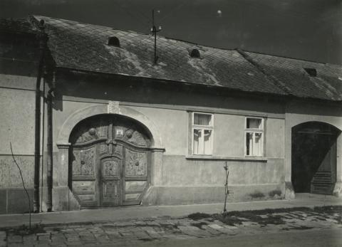 Gyöngyös, Petőfi Sándor utca 62. számú lakóház
