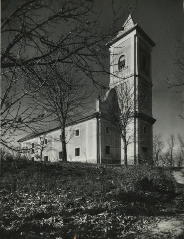 Az ajkai evangélikus templom