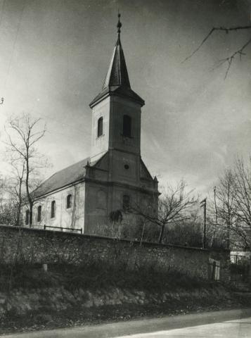Az ajkai református templom