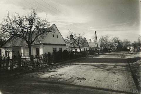 Az ajkai Kossuth Lajos utca képe