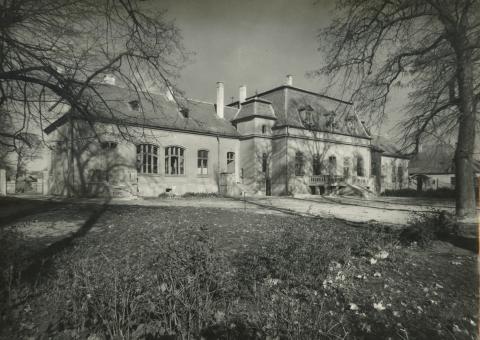 Az ajkai egykori Nirnsee-kastély